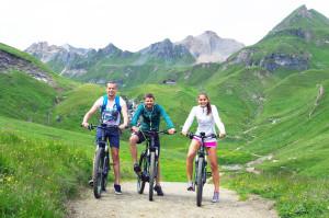 E-Bike Ausflug zur Brixnerhütte