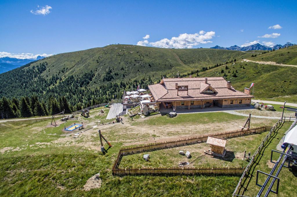 Bergrestaurant Jochtal Vals